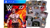 WWE 2K17 vs Old WWF Games