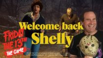 Friday the 13th: The Game Shelly; First Look