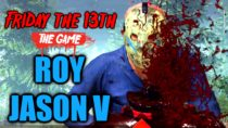 Friday the 13th: The Game Roy Burns QUICK Look