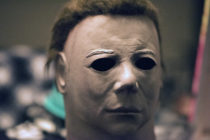 James Carter Night Owl Shat Michael Myers Mask For Sale!