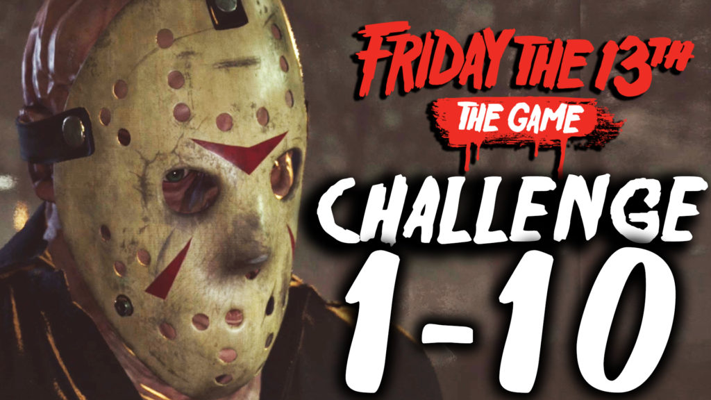 Friday the 13th Challenges Walkthrough