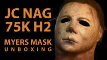 Michael Myers Halloween 2 JC NAG 75K Full Costume Unboxing