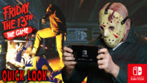 Friday the 13th The Game Nintendo Switch Quick Look