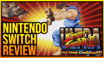 Ultra Street Fighter II Nintendo Switch Review