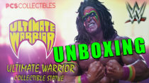 Ultimate Warrior PCS Statue Unboxing and Review