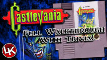 Castlevania NES | Full Walkthrough With Trivia