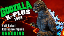 Godzilla 1984 X-Plus Ric Exclusive Figure Unboxing