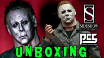 Michael Myers 1:4 Scale Statue Unboxing | Sideshow PCS Halloween Exclusive