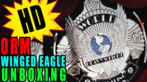 ORM Belts | HD WWF Winged Eagle Unboxing