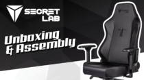 Secretlab Titan Black Gaming Chair Unboxing & Assembly