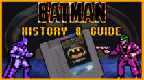 Batman NES History and Guide – Full Playthrough With Commentary